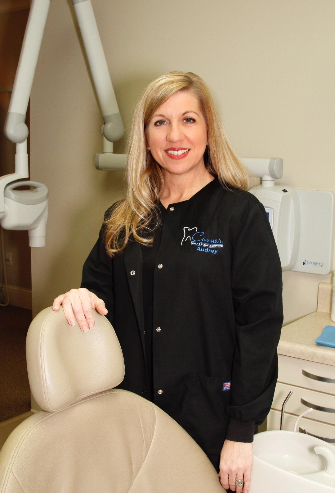 Audrey - Conner Family & Cosmetic Dentistry